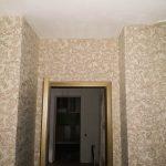 Хартиен тапет с винилово покритие в частен имот 2 във Варна